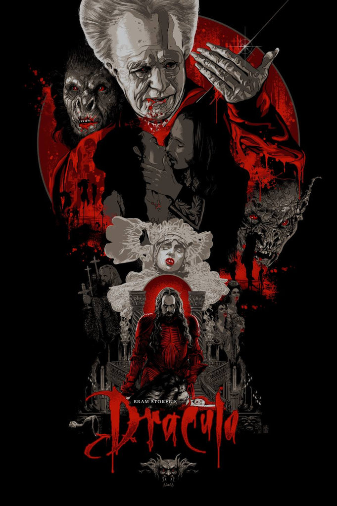 Dracula (Variant) (Un-numbered)