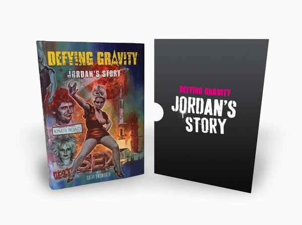 Jordan - Defying Gravity (Slipcase Edition)