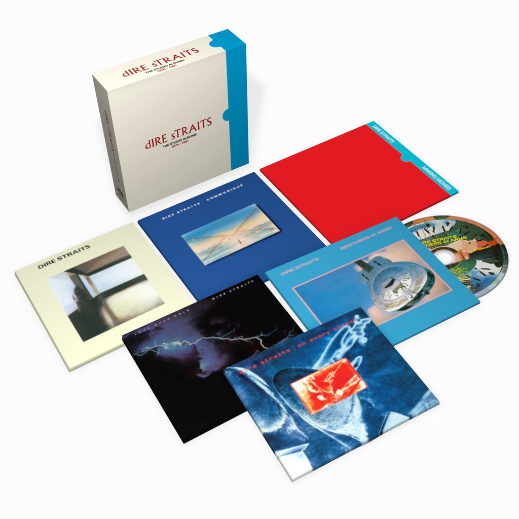 Dire Straits - The Studio Albums 1978 - 1991