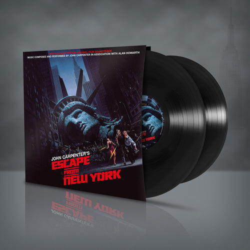 Escape From New York - Original Soundtrack (2LP)