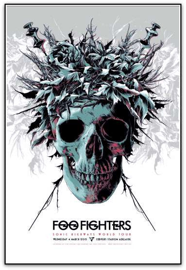 Foo Fighters (Adelaide 2015)