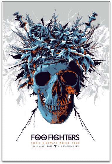 Foo Fighters (Perth 2015)