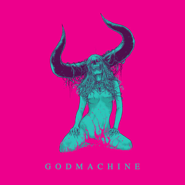 GODMACHINE II & Art of Godmachine book Bundle