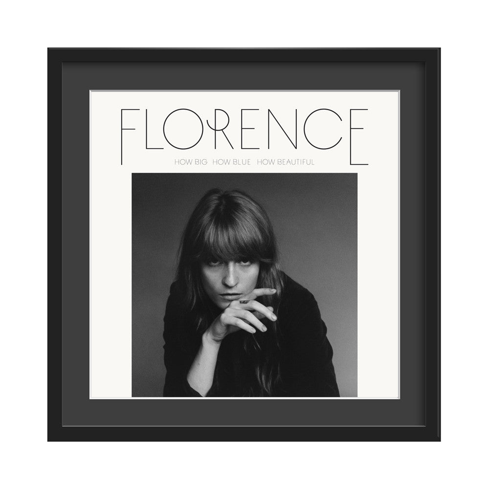 Florence and The Machine How Big, How Blue, how Beatiful