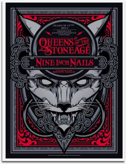 Queens Of The Stone Age + Nine Inch Nails Brisbane