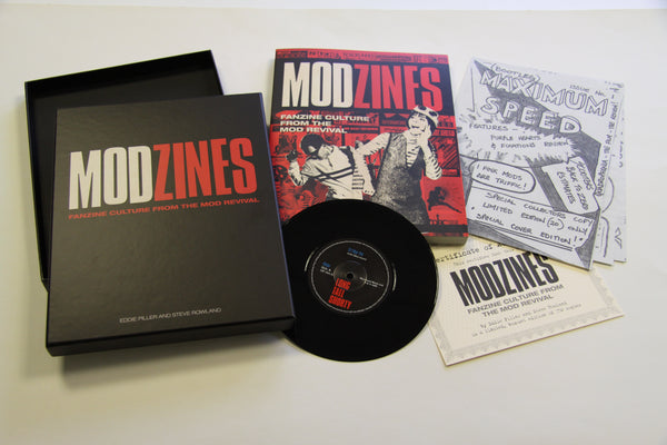 MODZINES: Fanzine Culture From The Mod Revival (Box Set)