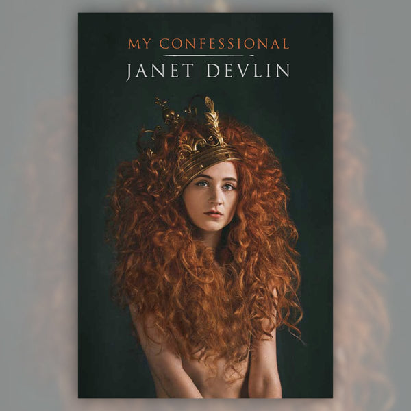 My Confessional - Signed Hardback Book