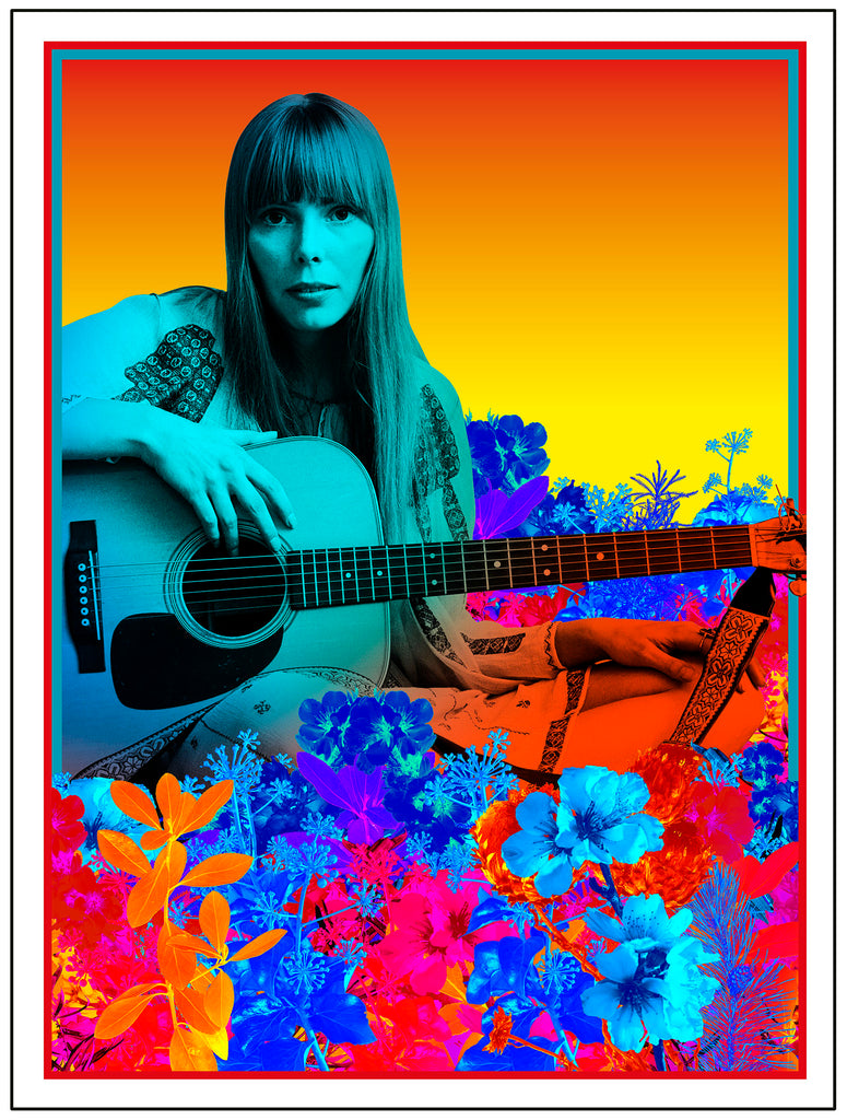 Joni Mitchell (Main Edition)