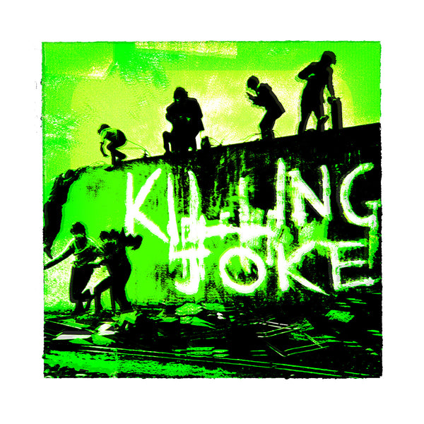 Killing Joke Green Edition