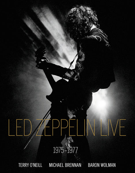 Led Zeppelin Live. 1975-1977