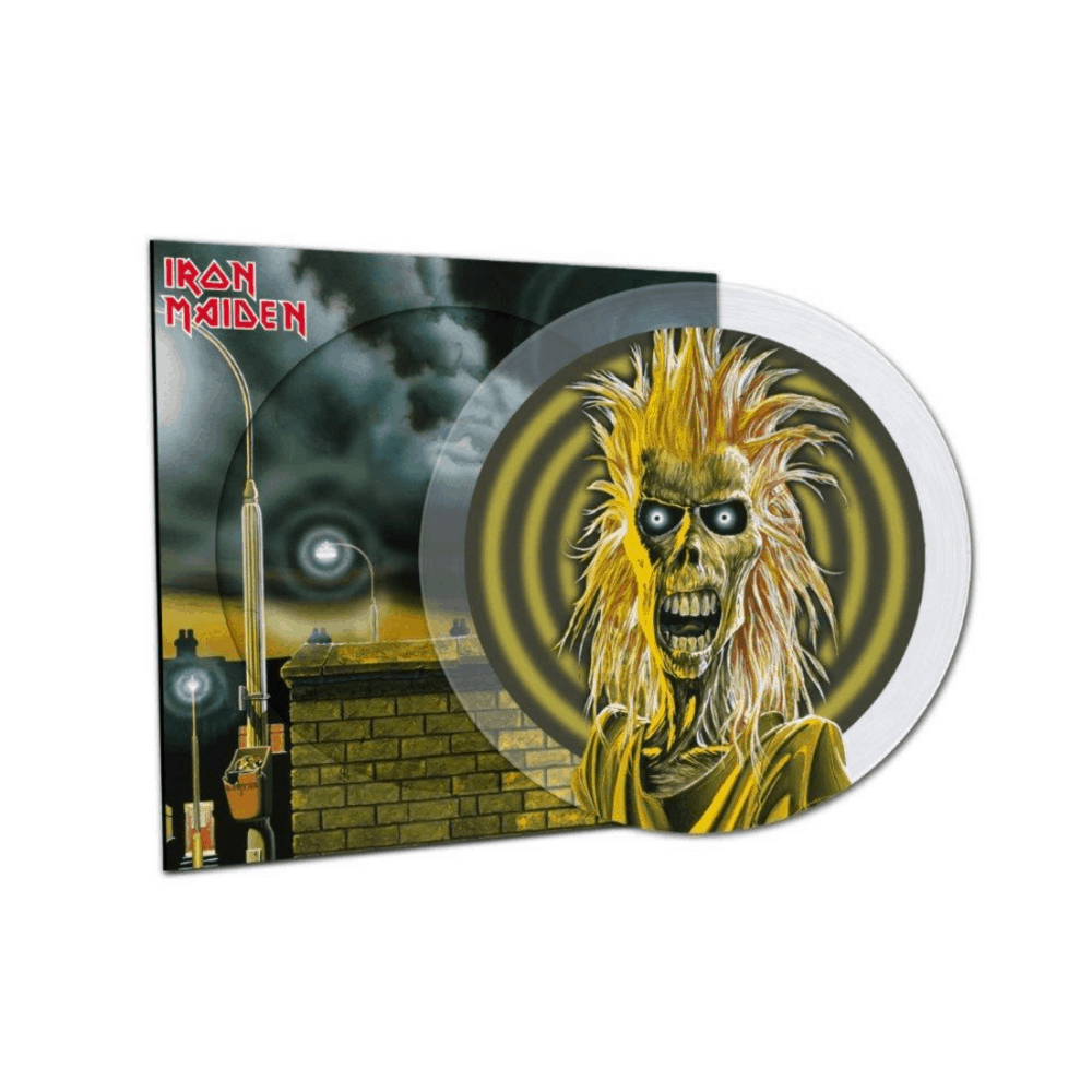 Iron Maiden 40th Anniversary Limited Edition (October 2020) (SOLD OUT)
