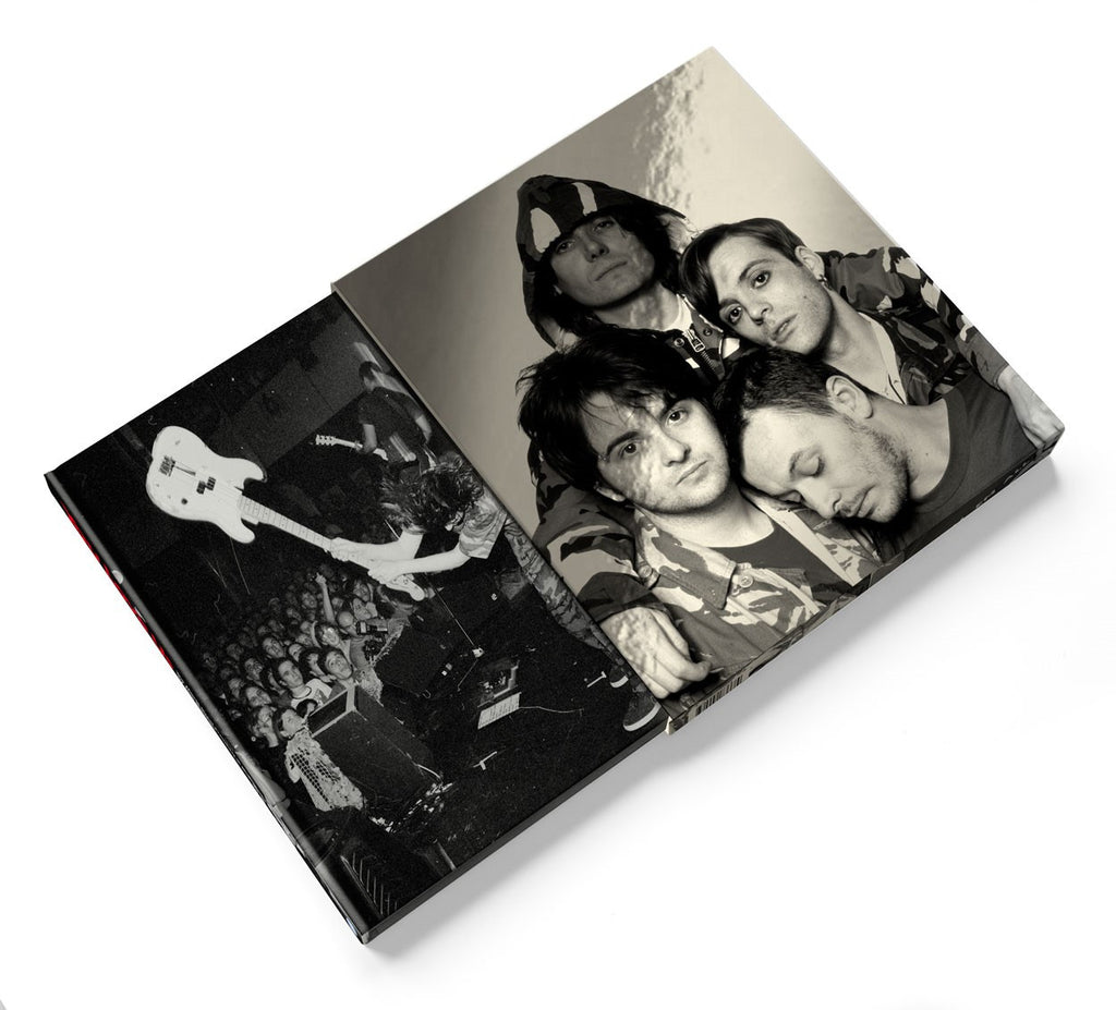 You Love Us: Manic Street Preachers In Photographs 1991-2001 by Tom Sheehan DELUXE EDITION