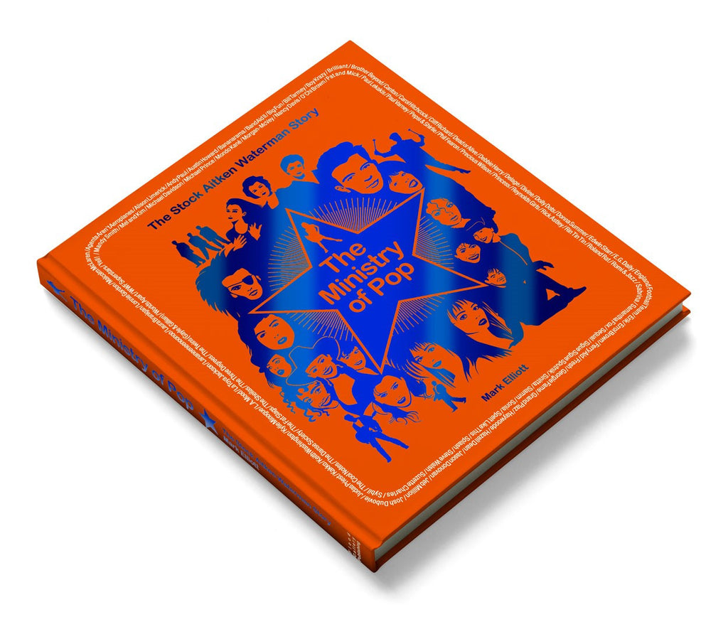 Ministry of Pop: Orange/Blue Foil (Limited Edition)