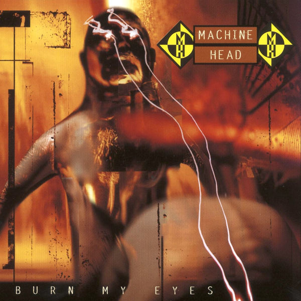 Machine Head: Burn My Eyes - Deluxe Edition Coloured 2LP