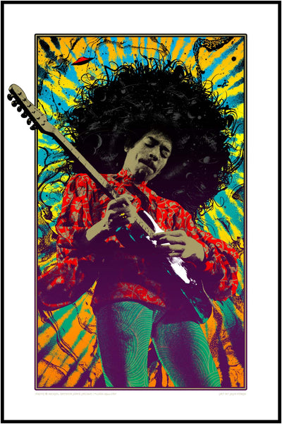 Jimi Hendrix (Main Edition)