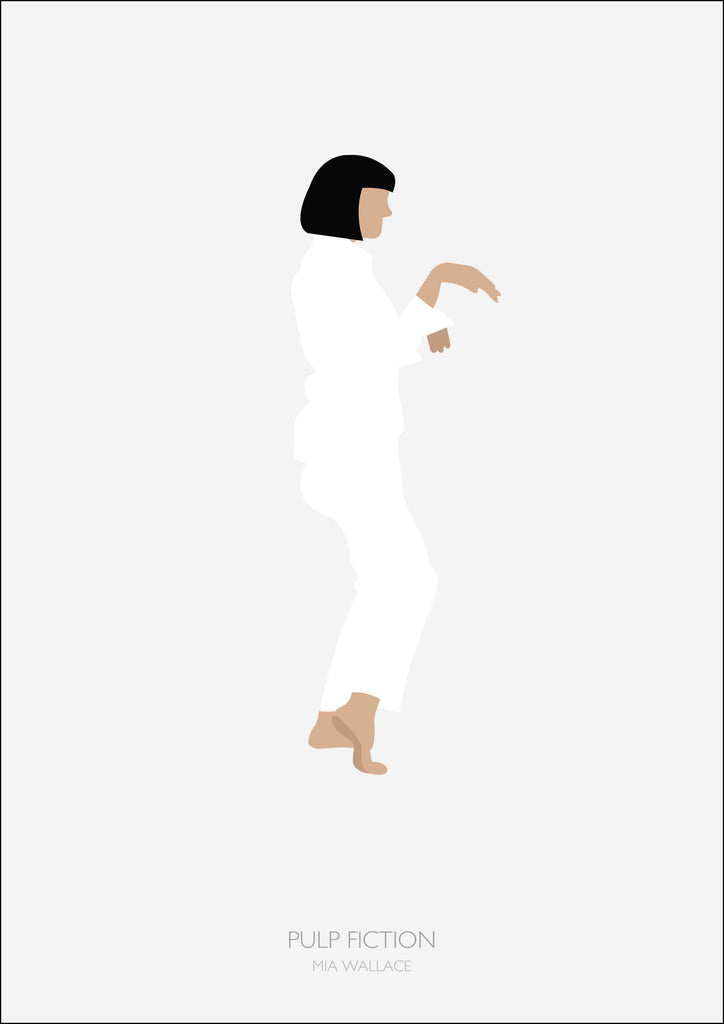 Pulp Fiction (Mia Wallace)