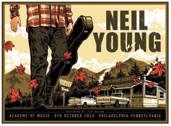 Neil Young (2014 tour)