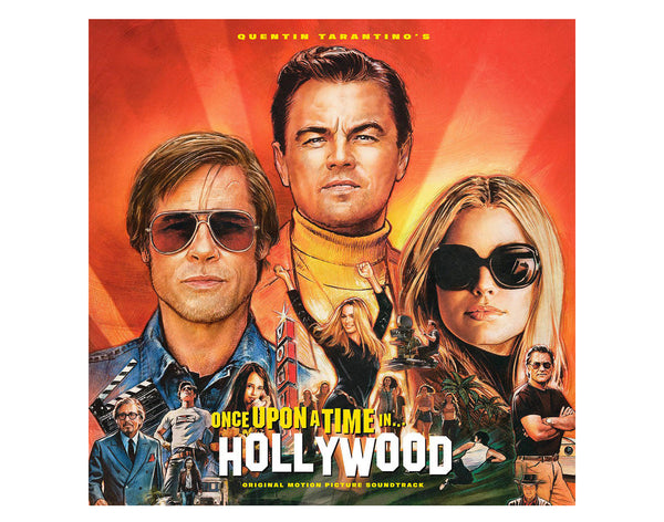 Once Upon A Time In Hollywood (OST) Vinyl