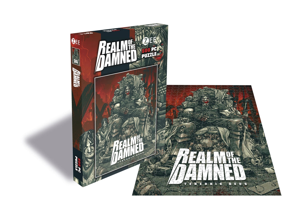 REALM OF THE DAMNED: BALAUR JIGSAW