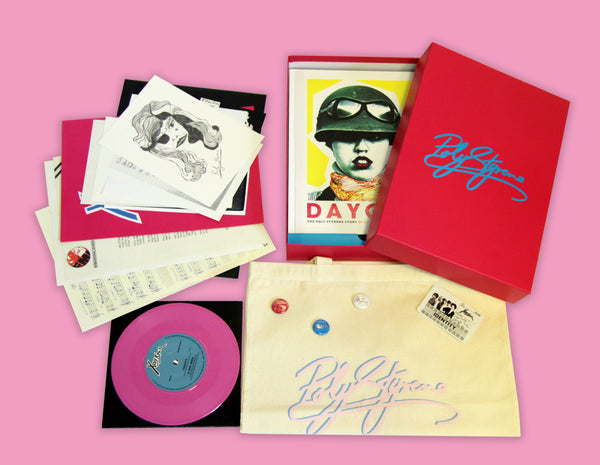 Dayglo: The Poly Styrene Story – DELUXE BOX-SET EDITION