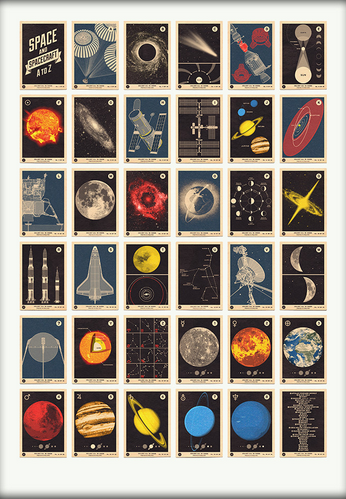 Space & Spacecraft A-Z