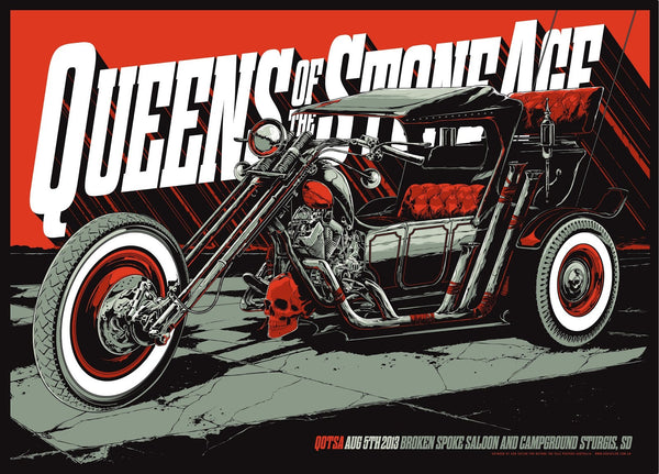 Queens Of The Stone Age (South Dakota '13)
