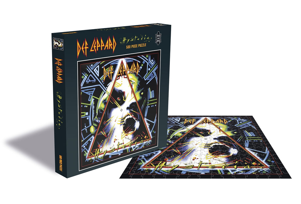 ROCK SAW PUZZLES - DEF LEPPARD (HYSTERIA)