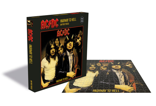ROCK SAW PUZZLES - AC/DC (HIGHWAY TO HELL)