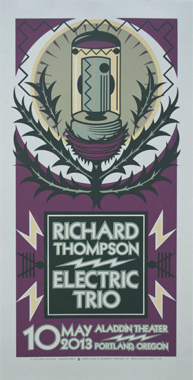 Richard Thompson / Electric Trio