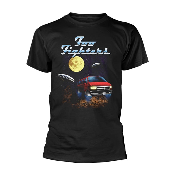 Foo Fighters - Van Tour T-Shirt