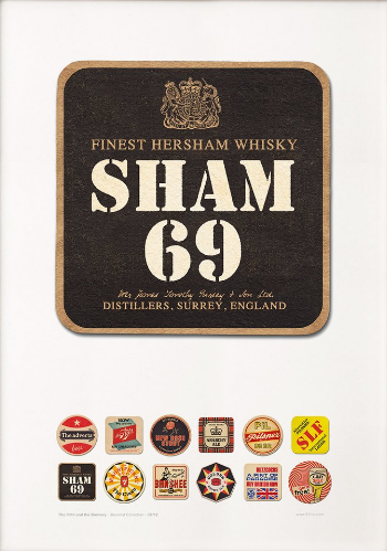 Hersham Whisky (Sham 69)