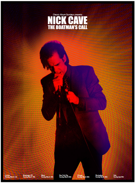 Nick Cave - Boatman's Call