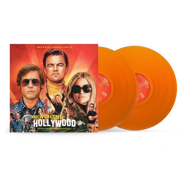 Once Upon a Time In Hollywood (Orange Vinyl)