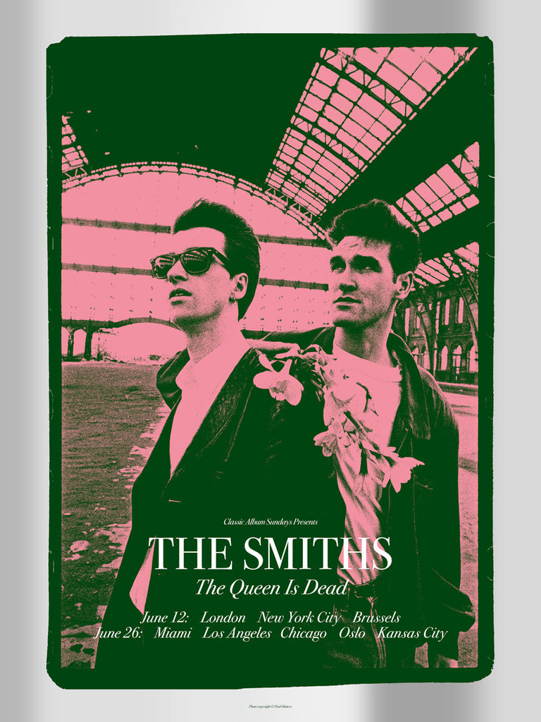 The Smiths - The Queen is Dead (Foil Variant)