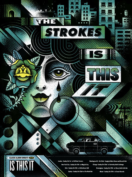 The Strokes - Is This It (Variant)