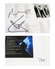 Ultravox - Rage In Eden Signed CD Booklet Running Sheet
