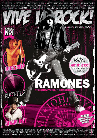 Vive Le Rock! Annual (No.1)