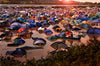 Vaguely Lost In Shangri-La: Photographs From The Glastonbury Festival by Barry Lewis