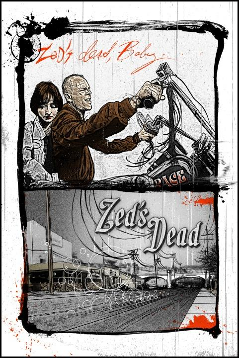Zed's Dead (Pulp Fiction)