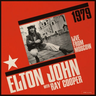 Elton John w/ Ray Cooper - Live From Moscow (Pre-Order)
