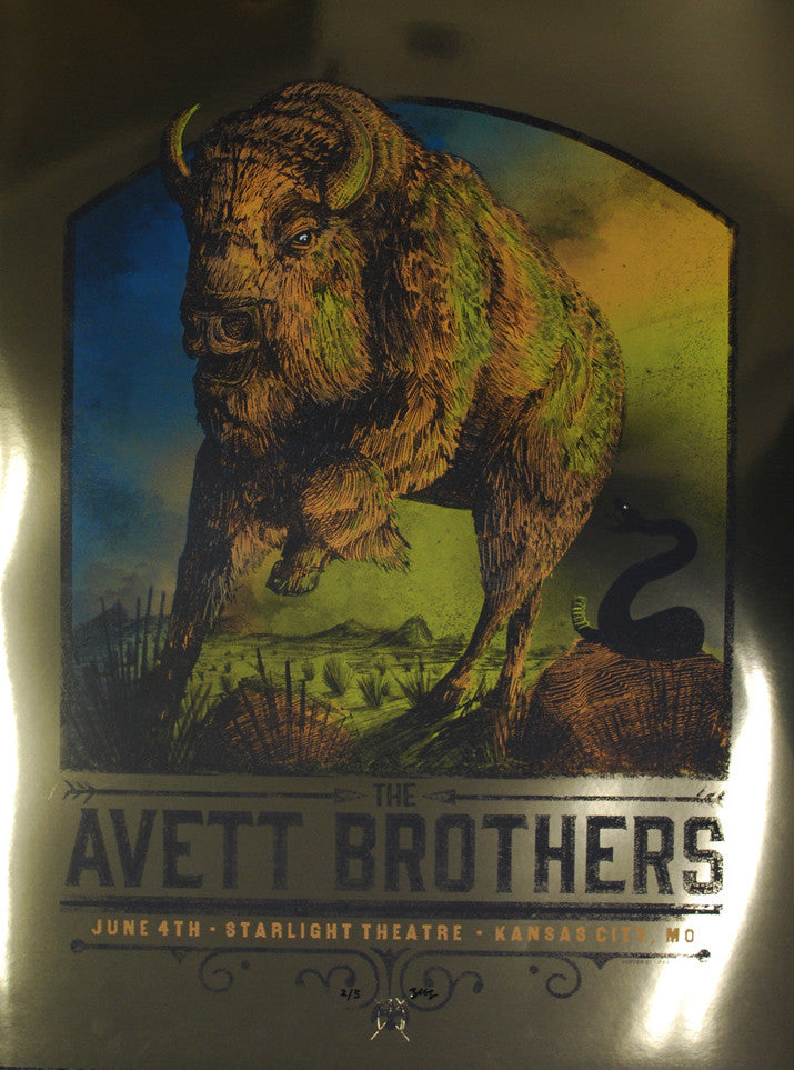 Avett Brothers: Kansas City