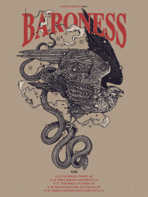 Baroness (2013 summer tour)