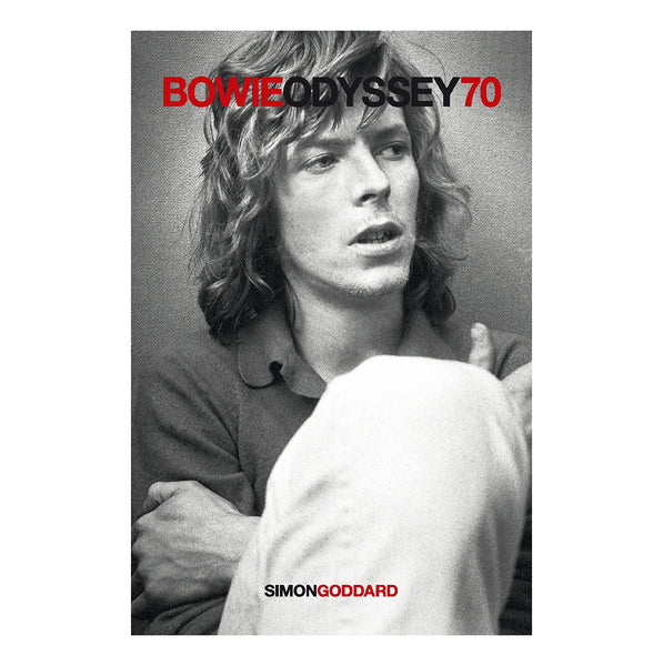 Bowie Odyssey 70 - LIMITED EDITION COLLECTOR'S HARDBACK - Published on 22nd October 2020