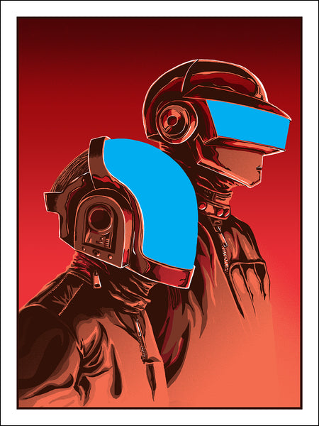 Daft Punk (New Colourway) - Main Edition