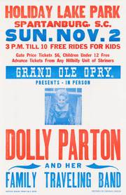 Dolly Parton and Her Family Travelling Band