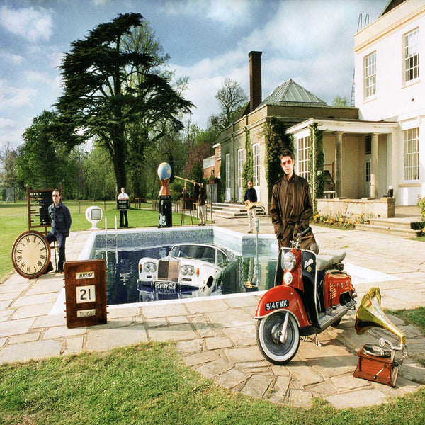 Oasis - Be Here Now 20th Anniversary Print