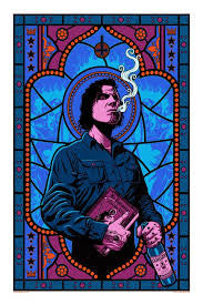 Mark Lanegan (Mini Print)