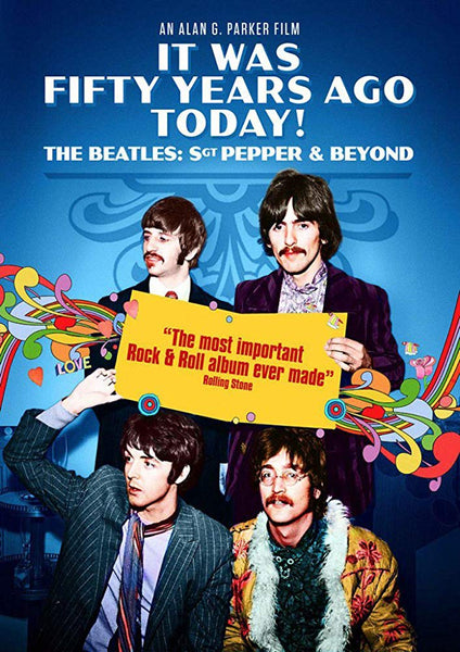 It Was Fifty Years Ago Today (Blu-Ray)