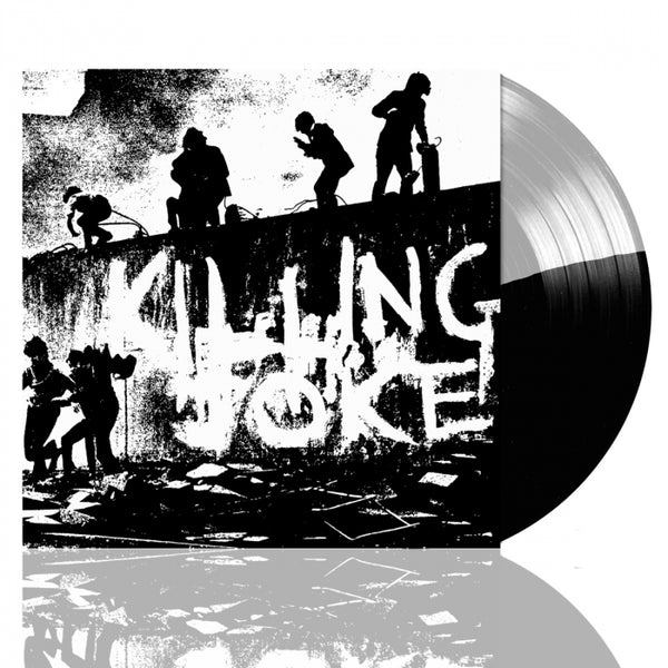 KILLING JOKE Clear/Black LP