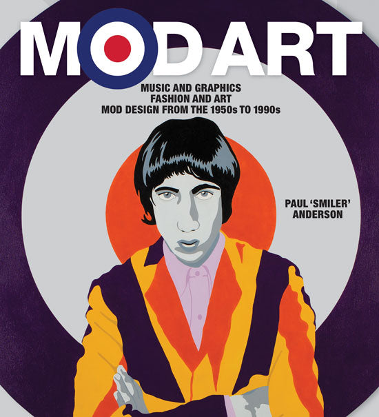 Mod Art (Limited Edition Alternate Cover)